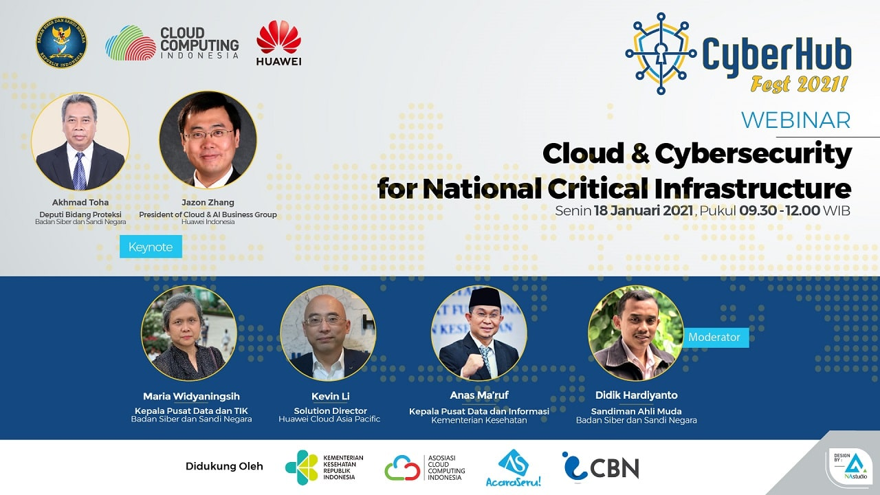 Cloud & Cyber Security for National Critical Infrastructure