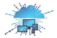 Ilustrasi Cloud Computing
