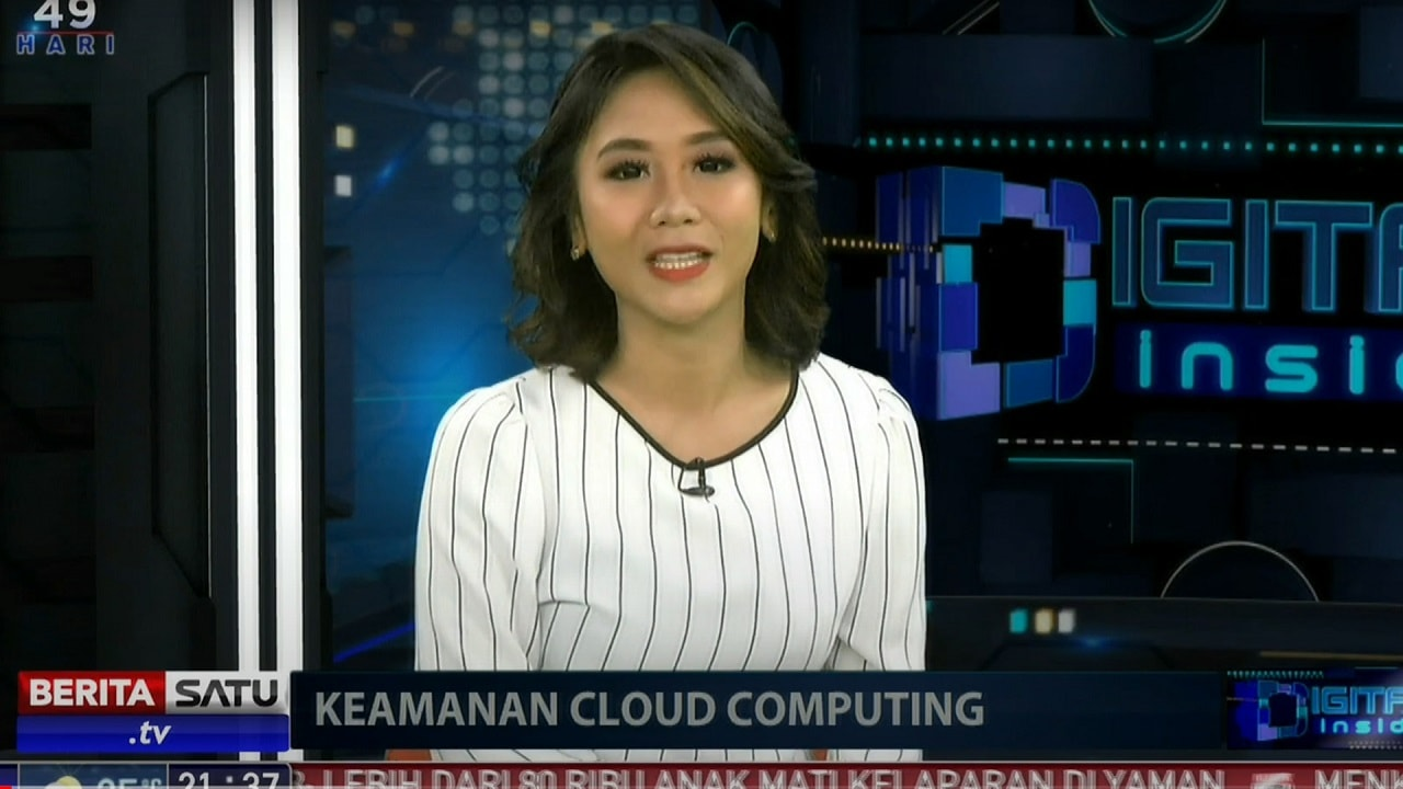 Digital Inside: Keamanan Cloud Computing