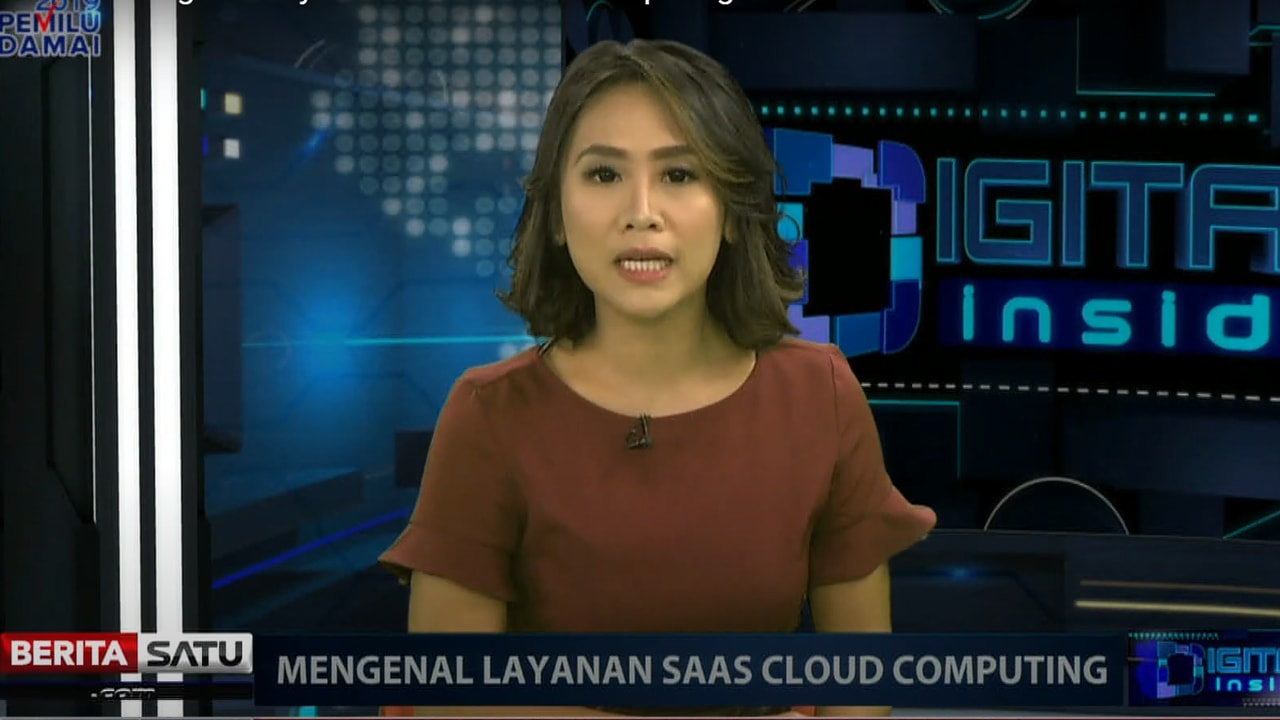Digital Inside: Mengenal Layanan SaaS Cloud Computing
