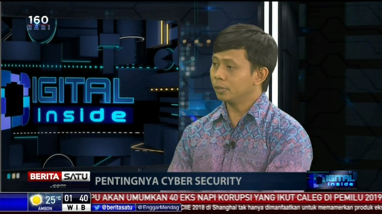 Digital Inside: Pentingnya Cyber Security