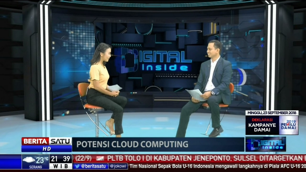 Digital Inside: Potensi Cloud Computing